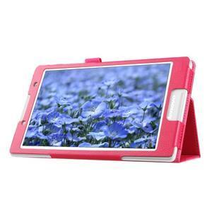 Dvojpolohové puzdro pre tablet Lenovo Tab 2 A8-50 - rose - 6