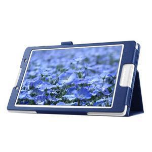 Dvojpolohové puzdro pre tablet Lenovo Tab 2 A8-50 - tmavomodré - 6