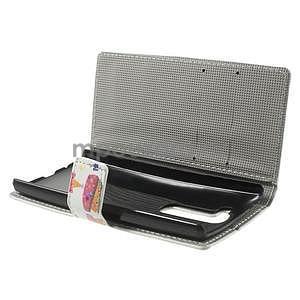 Peňaženkové puzdro na LG Spirit - soví rodina - 6
