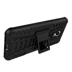 Outdoor odolný kryt na mobil Meizu M3 note - černý - 6