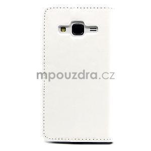 Bílé pouzdro na Samgung Galaxy Core Prime - 6