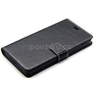 Čierné puzdro pre Samsung Galaxy Grand Prime - 6
