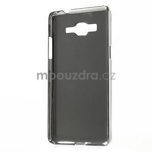 Ružový drahokamový kryt pre Samsung Grand Prime - 6