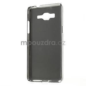 Fialový drahokamový kryt pre Samsung Grand Prime - 6