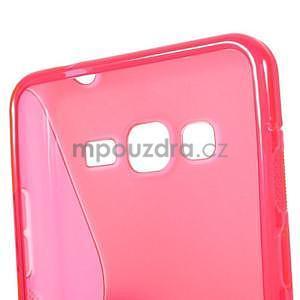 S-line gélový obal na Samsung Galaxy Grand Prime - rose - 6