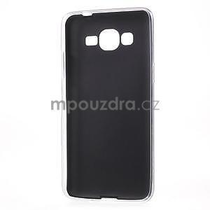 Ultratenký kožený kryt na Samsung Grand Prime - čierny - 6