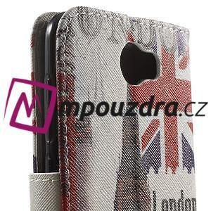 Emotive peněženkové puzdro na Huawei Y5 II - United Kingdom - 6