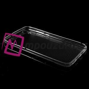 Superslim gélový obal na mobil Huawei Y6 II a Honor 5A - transparentní - 6