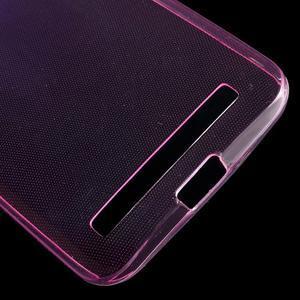 Ultra Tenký slim obal na Asus Zenfone 2 Laser - rose - 6