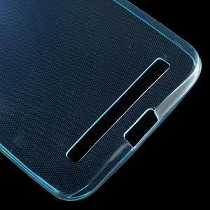 Ultra Tenký slim obal na Asus Zenfone 2 Laser - svetlomodrý - 6