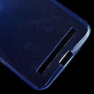 Ultra Tenký slim obal na Asus Zenfone 2 Laser - modrý - 6