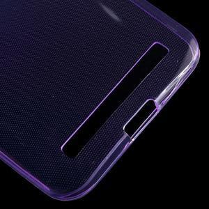 Ultra Tenký slim obal na Asus Zenfone 2 Laser - fialový - 6