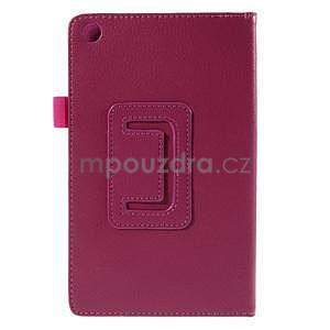 Koženkové puzdro pre tablet Asus ZenPad 7.0 Z370CG - rose - 6