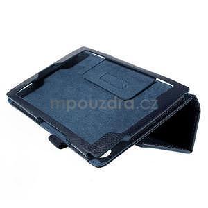 Koženkové puzdro pre tablet Asus ZenPad 7.0 Z370CG - tmavomodré - 6