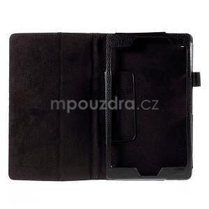 Koženkové puzdro pre tablet Asus ZenPad 7.0 Z370CG - čierne - 6