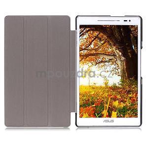 Trojpolohové puzdro na tablet Asus ZenPad 8.0 Z380C - fialové - 6