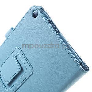 Safety polohovateľné puzdro pre tablet Asus ZenPad 8.0 Z380C - svetlemodré - 6
