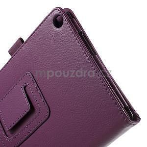 Safety polohovateľné puzdro na tablet Asus ZenPad 8.0 Z380C - fialové - 6