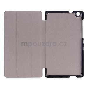 Trifold puzdro pre tablet Asus ZenPad C 7.0 Z170MG - tmavomodré - 6