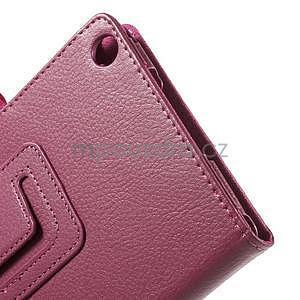 Safety koženkové puzdro na Asus ZenPad C 7.0 Z170MG - rose - 6