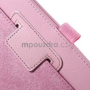 Safety koženkové puzdro pre Asus ZenPad C 7.0 Z170MG - ružové - 6