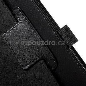 Safety koženkové puzdro na Asus ZenPad C 7.0 Z170MG - čierne - 6