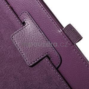 Safety koženkové puzdro na Asus ZenPad C 7.0 Z170MG - fialové - 6