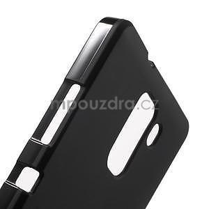 Čierne gélové puzdro na mobil Honor 7 - 6