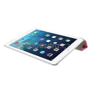Origami ochranné puzdro pre Apple iPad Air - ružové - 6