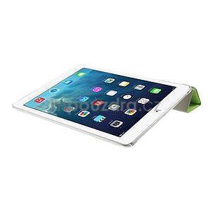 Origami ochranné puzdro na Apple iPad Air - zelené - 6