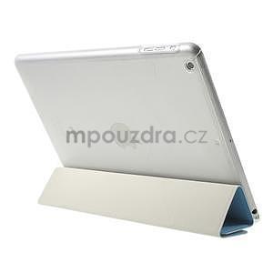 Origami ochranné puzdro pre Apple iPad Air - svetlomodré - 6
