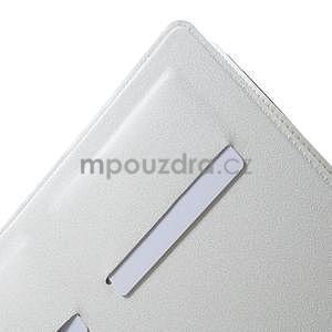 Elegant polohovateľné puzdro pre iPad Air 2 -  biele - 6