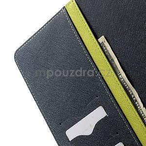 Excelent Diary puzdro pre iPad Air 2 - zelené - 6