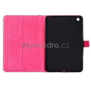Fashion style puzdro na iPad Air 2 - rose - 6