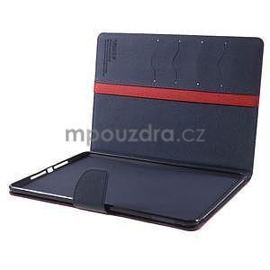 Excelent Diary puzdro pre iPad Air 2 - červené - 6