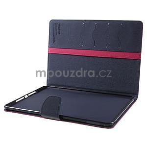 Excelent Diary puzdro pre iPad Air 2 - rose - 6