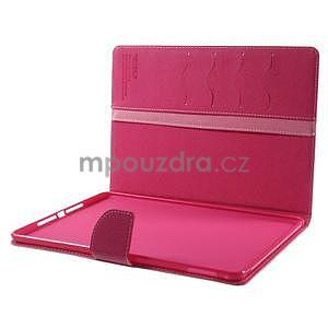 Excelent Diary puzdro pre iPad Air 2 - ružové - 6