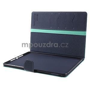 Excelent Diary puzdro pre iPad Air 2 - azúrové - 6