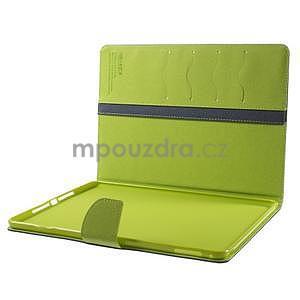Excelent Diary puzdro pre iPad Air 2 - tmavomodré - 6