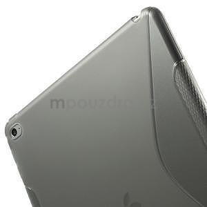 S-line gélový obal pre iPad Air 2 - sivý - 6