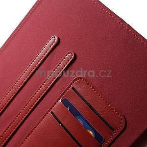 Daffi elegantné puzdro na iPad Air 2 - červené - 6