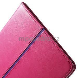 Daffi elegantné puzdro pre iPad Air 2 - rose - 6