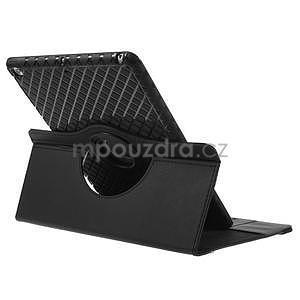 Circ otočné puzdro na Apple iPad Air - čierne - 6