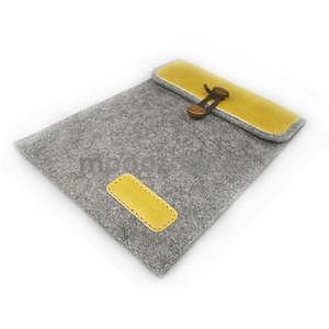 Envelope univerzálne púzdro na tablet 22 x 16 cm - žlté - 6