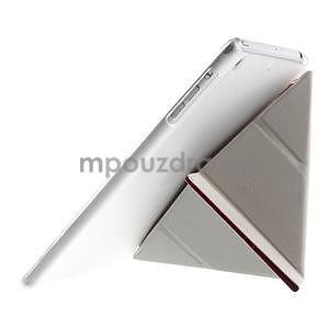 Origami ochranné puzdro iPad Mini 3, iPad Mini 2, iPad mini - rose - 6