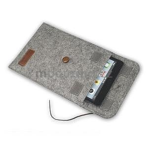 Envelope univerzálne púzdro na tablet 22 x 16 cm - hnedé - 6
