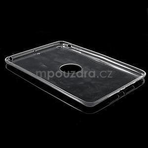 Ultra tenký slim obal na iPad Mini 3, iPad Mini 2, iPad Mini - transparentný - 6