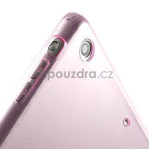 Ultra tenký slim obal na iPad Mini 3, iPad Mini 2, iPad Mini - ružový - 6