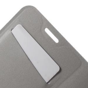 Horse peňaženkové puzdro pre Lenovo A2010 - čierné - 6