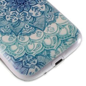 Ultratenký gélový obal na Samsung Galaxy S3 - lotus - 6